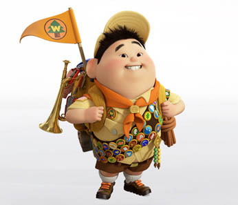 Russell Costume   The Kid From Up   My Disguises   We Love Costumes