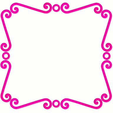 Pink Frame Clipart - Clipart Kid