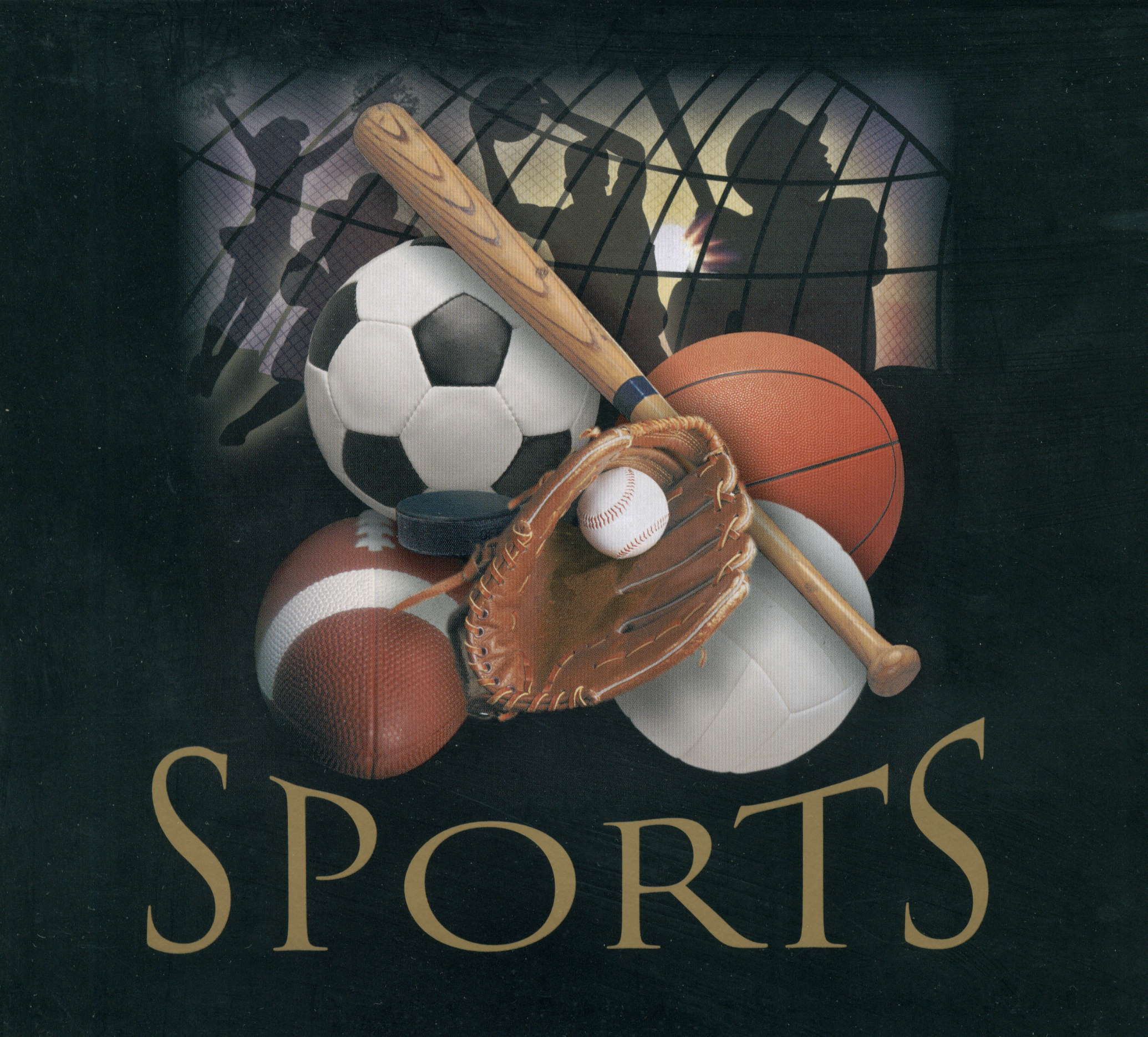Multiple sports clipart clipart suggest for Sports clipart
