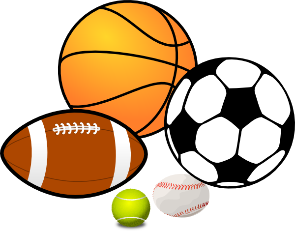 All Sports Clipart - Clipart Kid