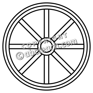 Wheel 20clipart   Clipart Panda   Free Clipart Images