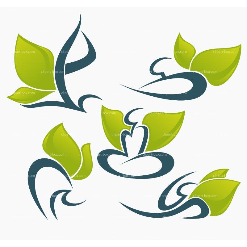 free yoga symbols clip art - photo #5