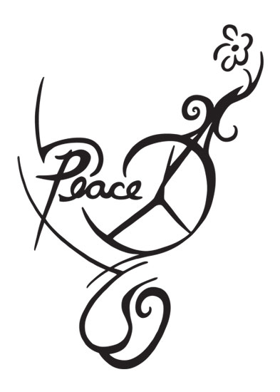 18 Peace Sign Drawing Free Cliparts That You Can Download To You