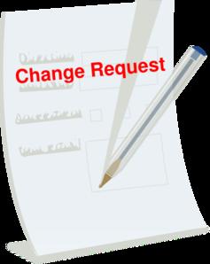 Change Request Form Clip Art At Clker Com   Vector Clip Art Online