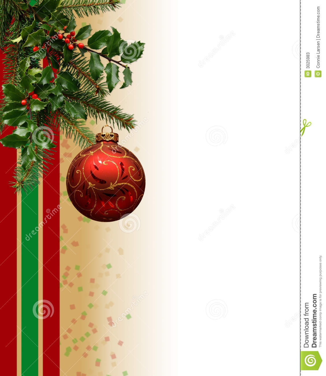 Elegant christmas ornament clipart suggest