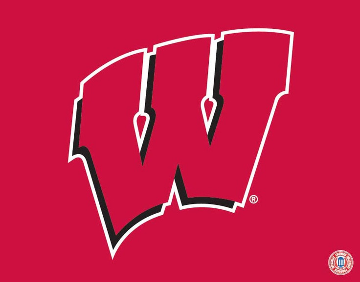 Wisconsin Badger Vector Logo Wisconsin Badgers Logo Clipart