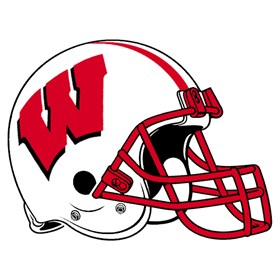 Wisconsin Badgers Helmet Logo Choose Logo Format Please Select A Logo
