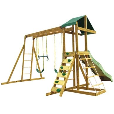 Wood playground equipment clipart clipart suggest for Wooden jungle gym plans
