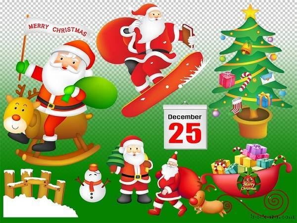 Christmas Clipart December 25 Wallpapers Christmas Day December 25