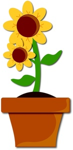 Clip Art Images Flowers Stock Photos   Clipart Flowers Pictures