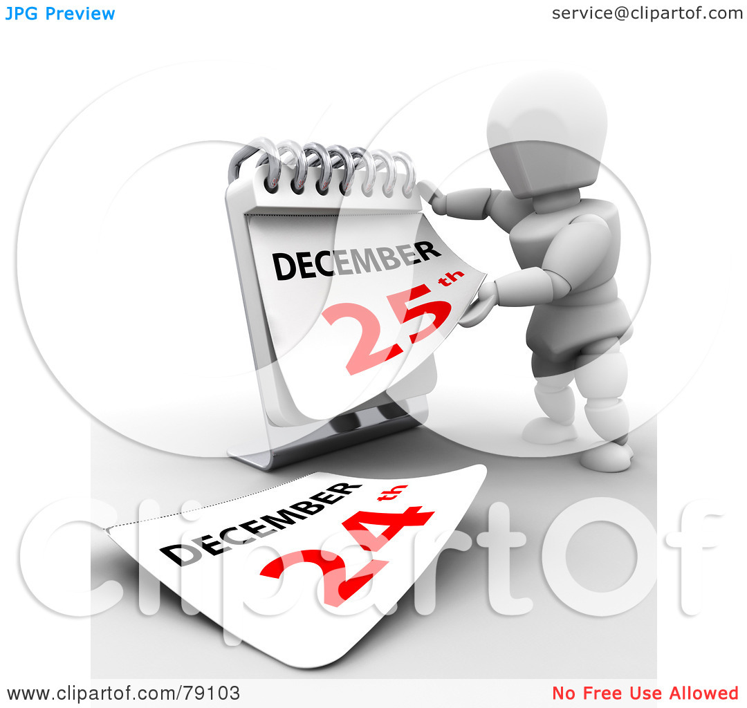 Royalty Free  Rf  Clipart Illustration Of A 3d White Character Turning