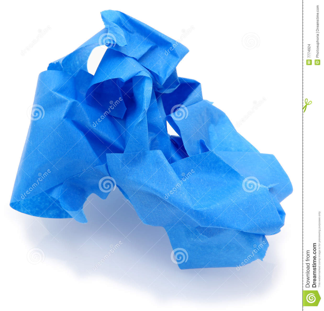 Blue Painters Tape Stock Images   Image  7774924