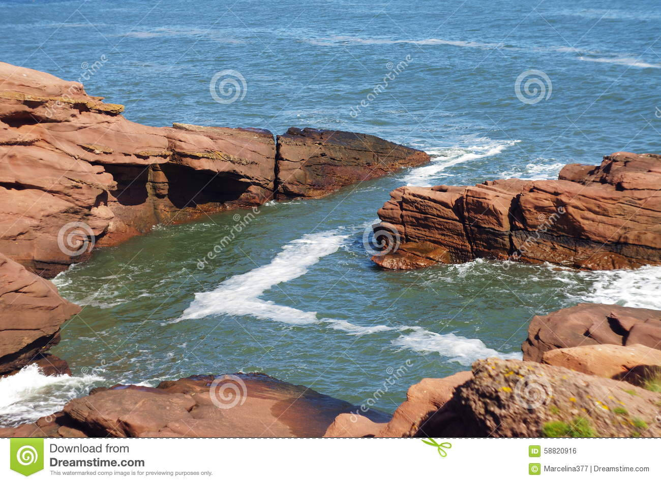 Cliffs Stock Photo   Image  58820916