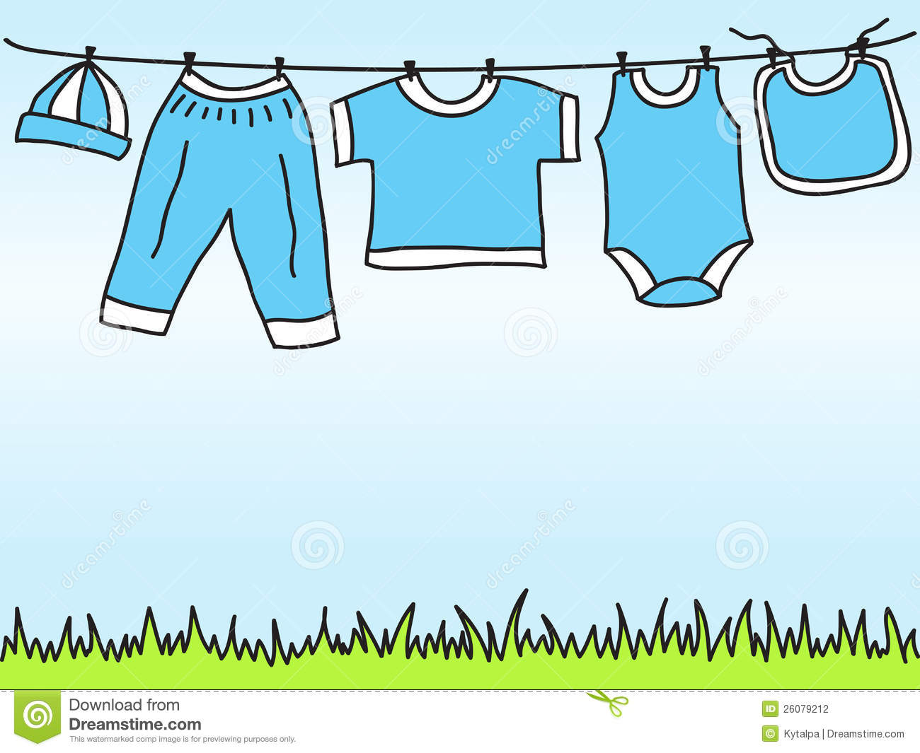 Empty Laundry Basket Clipart Clothes Line Cl...