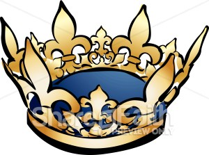 Gold Crown Clipart   Crown Clipart