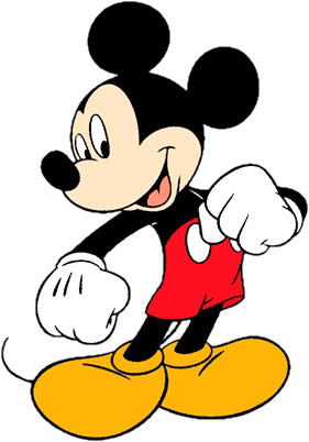 Need Mickey Holding Balloon   Firework Clipart   The Dis Disney