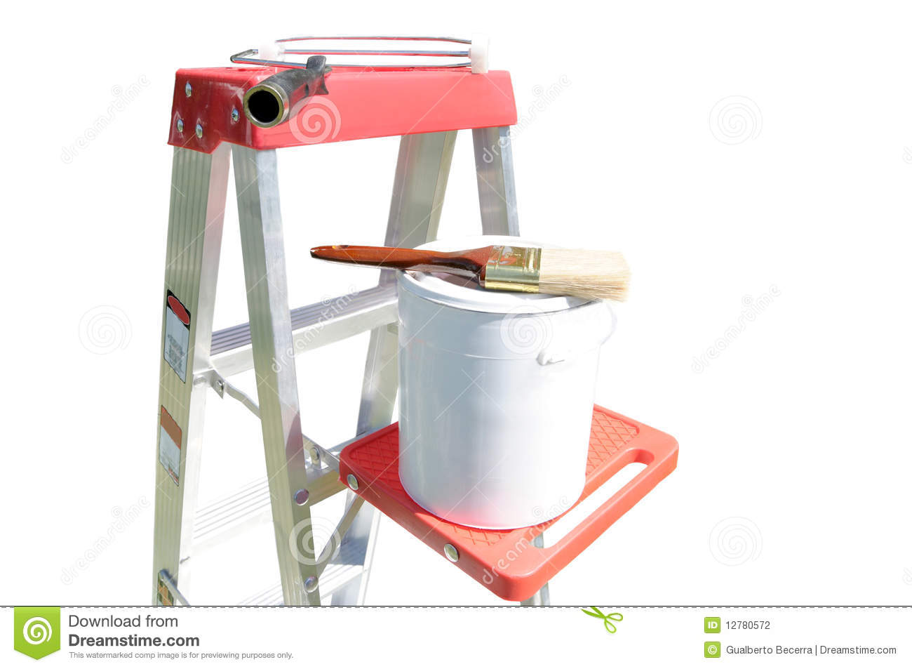 Painter Equipment Stock Photography   Image  12780572