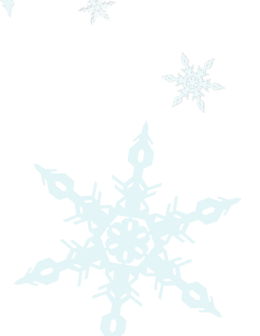Snowflake Background    Page Frames Weather Snowflake Background Png