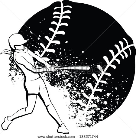 Softball Stock Photos Images   Pictures   Shutterstock