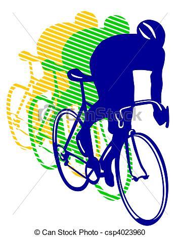 Bike Race Clipart - Cl...