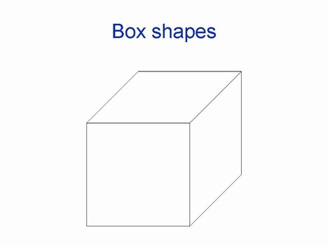 3d Box Shapes Powerpoint Template Slide2