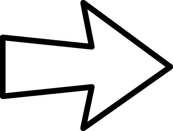 arrow line clip art - photo #47