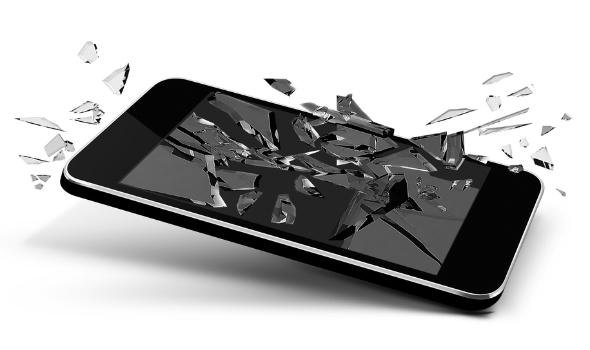 Iphone S Glas Kaputt
