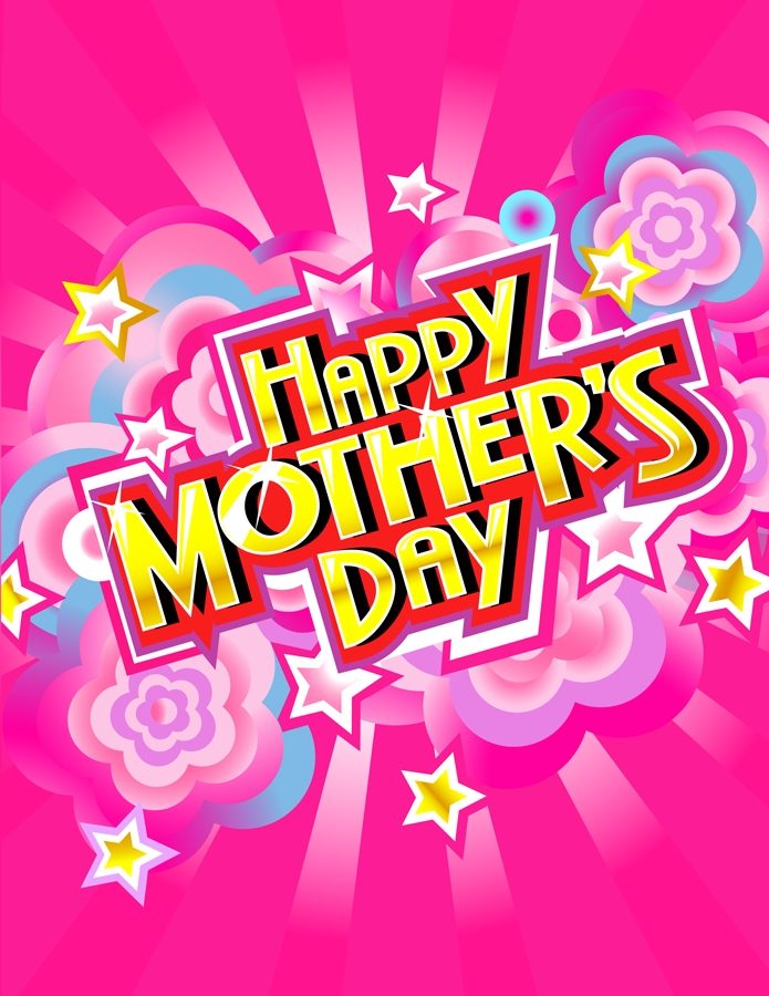 Happy Mother's Day Clipart - Clipart Kid