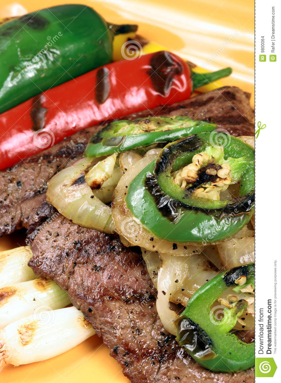 Mexican Juicy Beef Grilled To Perfection Thick And Flavorful Cut With