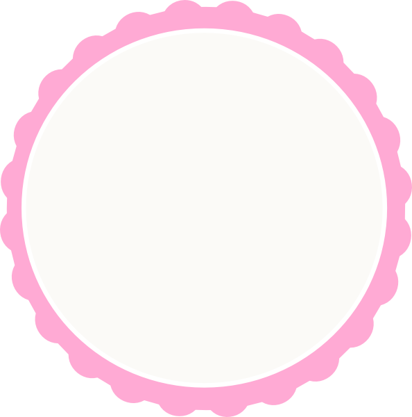 Red Circle Frame Clipart - Clipart Suggest