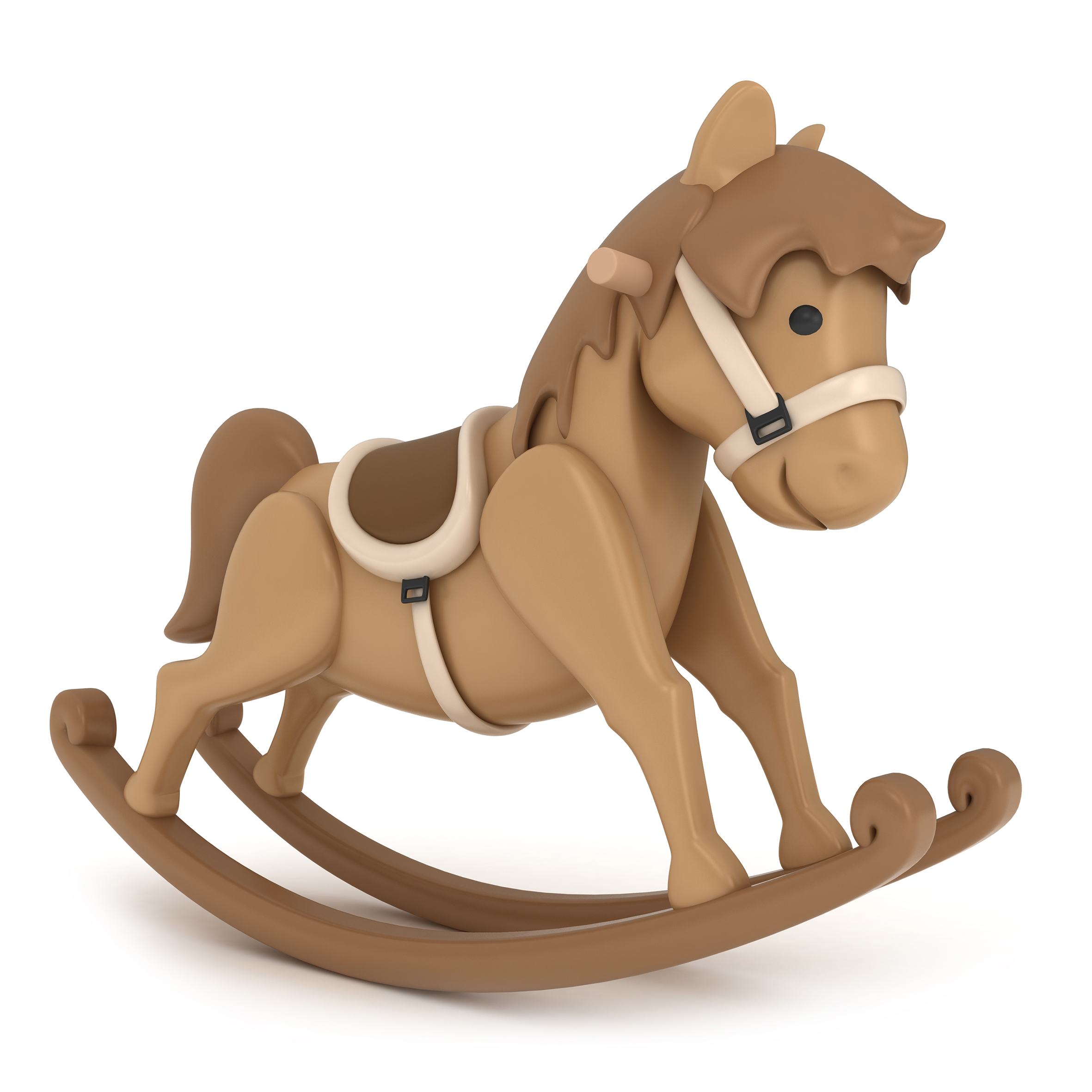 Image Gallery Rocking Horse