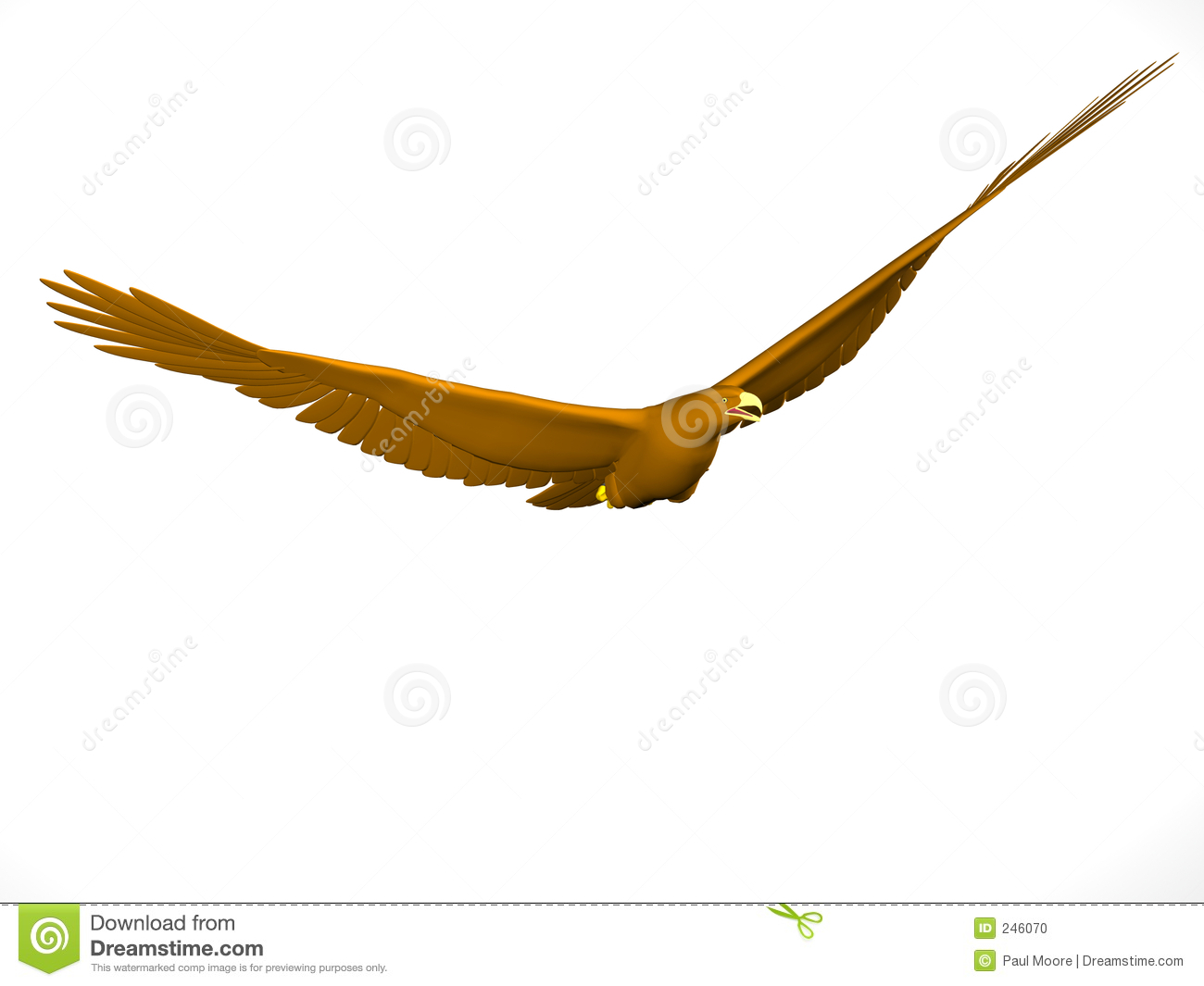 clip art soaring eagle - photo #13