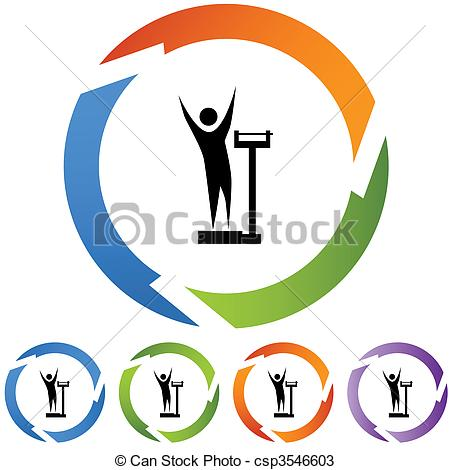 Biggest Loser Contests at Work? Only If They Pass Muster ...  Weight Clipart Challenge