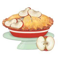 Clip Art Apple Pie Clipart apple pie clipart kid apples