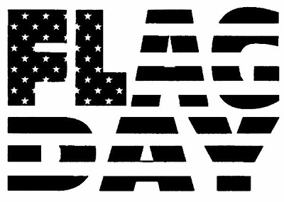 Flag Day Black And White Clipart - Clipart Kid