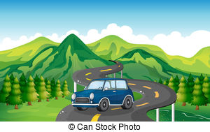 Long Winding Road Illustrations And Clip Art  390 Long Winding Road