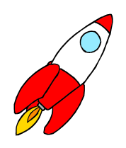 Animated Moving Rocket Ship Free Cliparts That You Can Download To