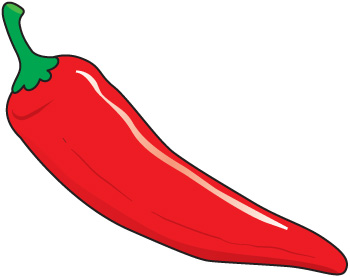 Chili Pepper Clip Art   Clipart Best