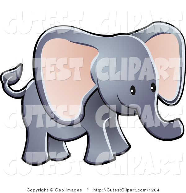 clipart of elephant ears - photo #15