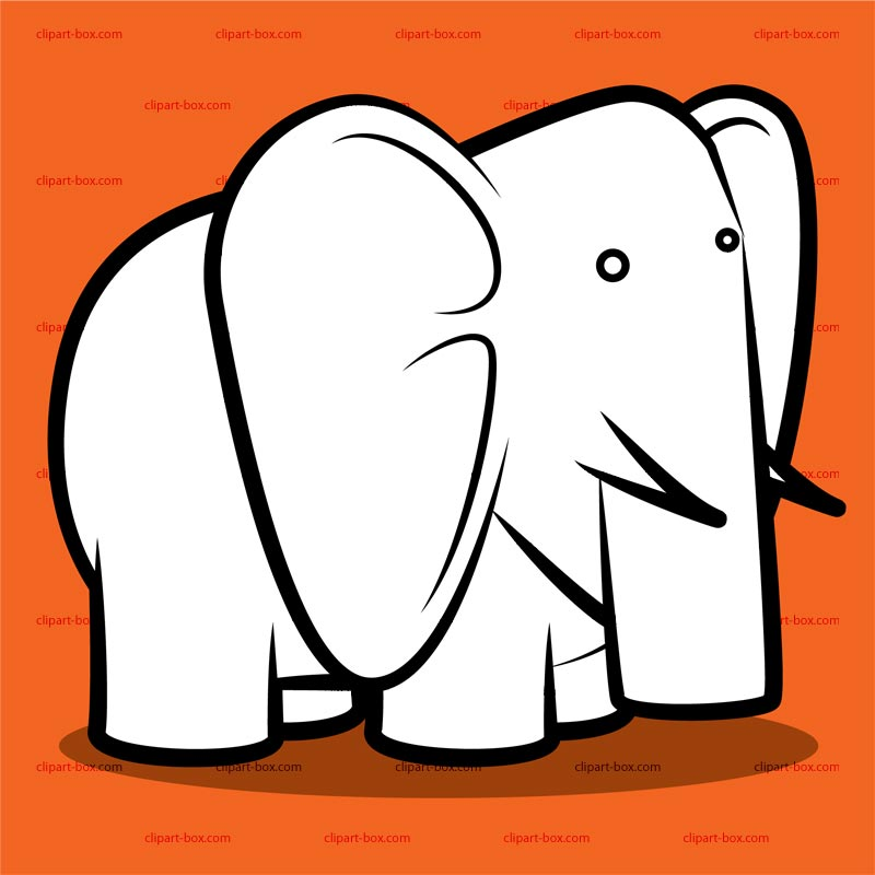 clipart of elephant ears - photo #19