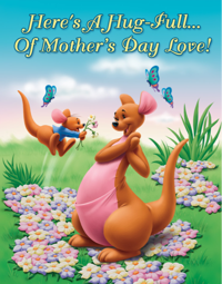 Free Disney Mother S Day Card Printables