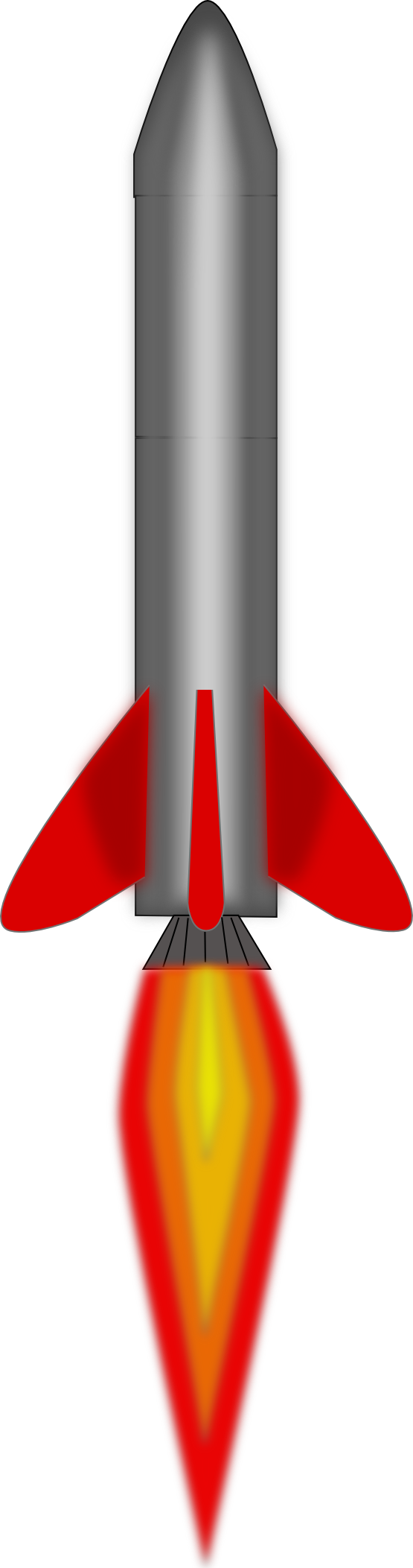 This Free Missile Clip Art Is Brought To You Courtesy Of Our Friends