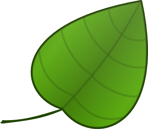 10 Tropical Leaf Template Free Cliparts That You Can Download To You