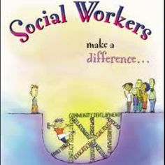 Clipart Social Worker