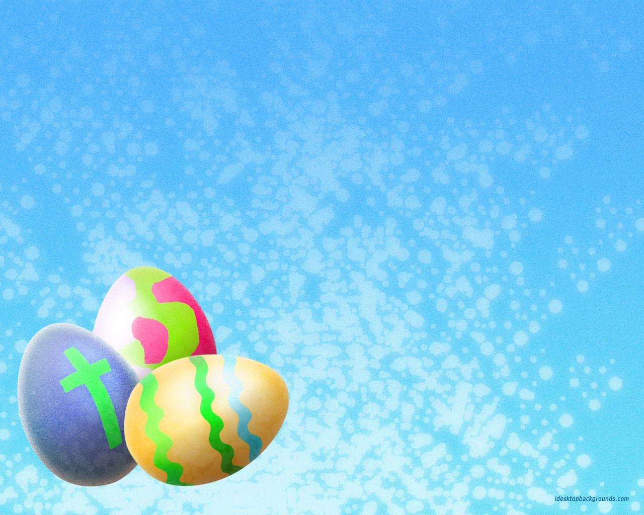 Easter Background Clipart