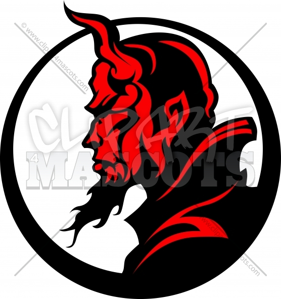 Of Mascot Clipart Similar To This Devil Mascot Clipart Image
