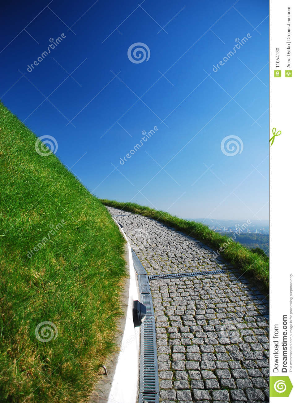 Path To Heaven Stock Photo   Image  11054180