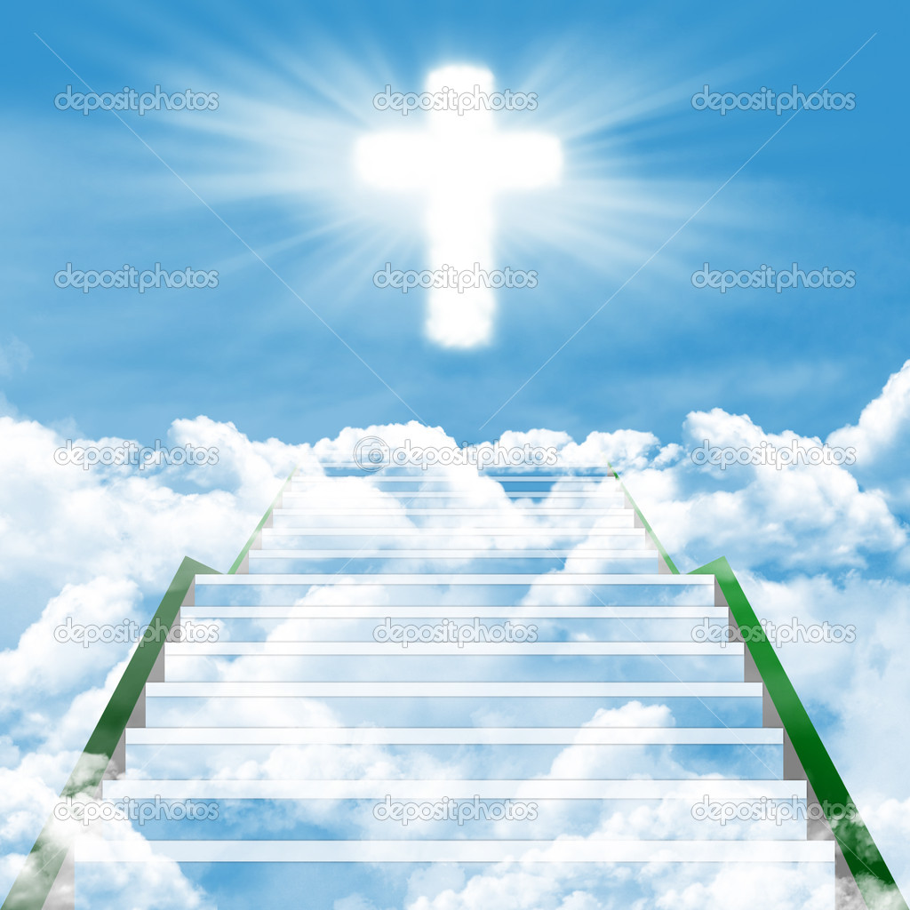 Stairway To Heaven   Stock Photo   Realinemedia  12627438