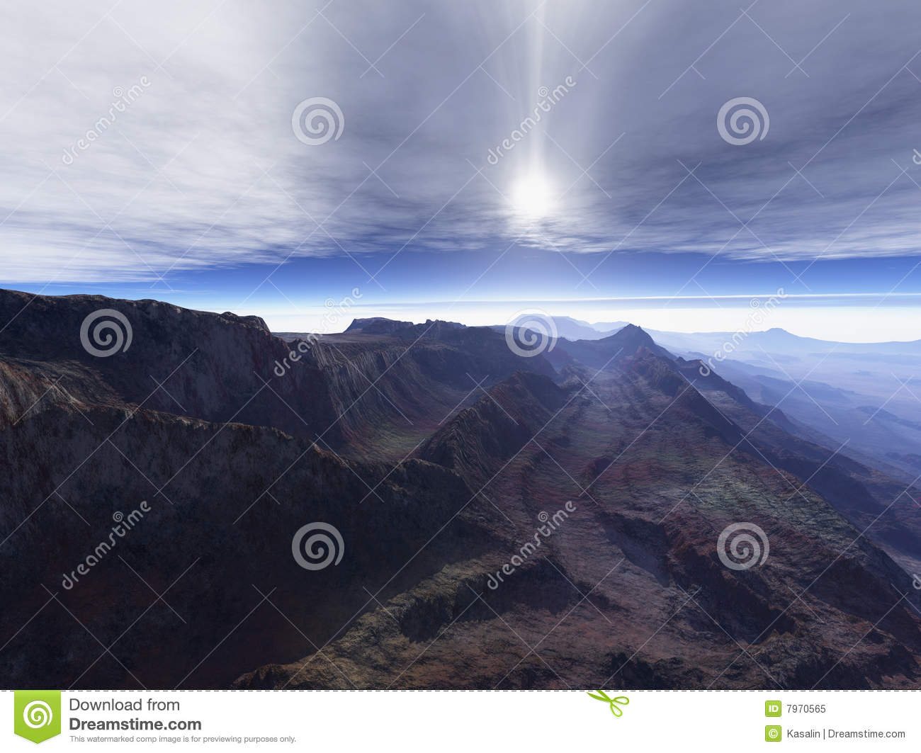 The Path To Heaven Royalty Free Stock Photo   Image  7970565
