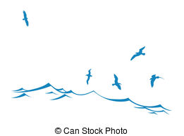 And Stock Art  199 Albatross Illustration And Vector Eps Clipart